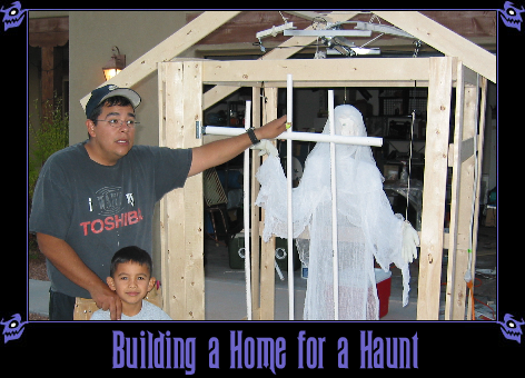 Building a Home for a Haunt